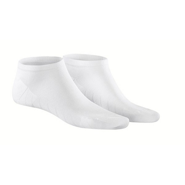 KUNERT FRESH UP Sneaker Socke weiss
