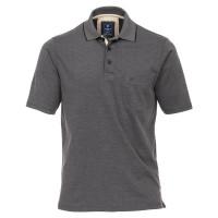 Redmond Poloshirt anthrazit in klassischer Schnittform