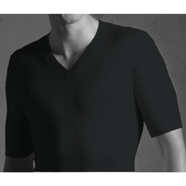 "Novila ""NATURAL COMFORT"" schwarzes T-Shirt"