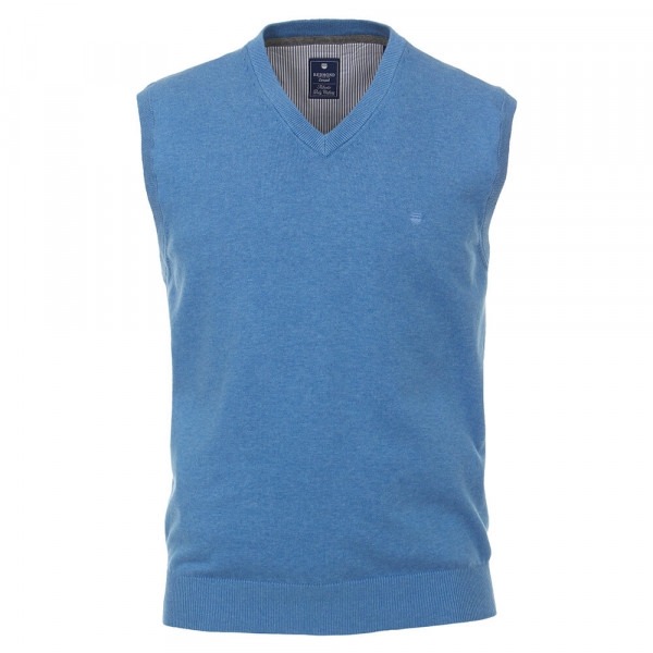 Redmond Pullunder hellblau in klassischer Schnittform